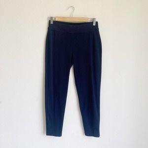 Susan Graver Petite Stretch Slim Leg Pull-On Pants